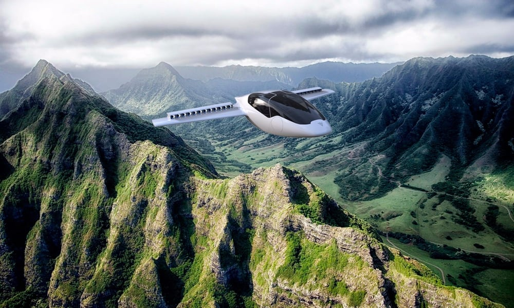 Vertical-Take-Off-And-Landing-VTOL-Air-Travel-For-The-Masses-Lilium-Electric-Jet-2 Нисдэг машиныг амжилттай туршлаа