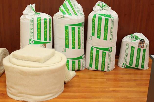 3f909346340d15f5c8a929a553b8c6ca Хонины ноосон дулаалгын материалыг Япон улсад экспортолно