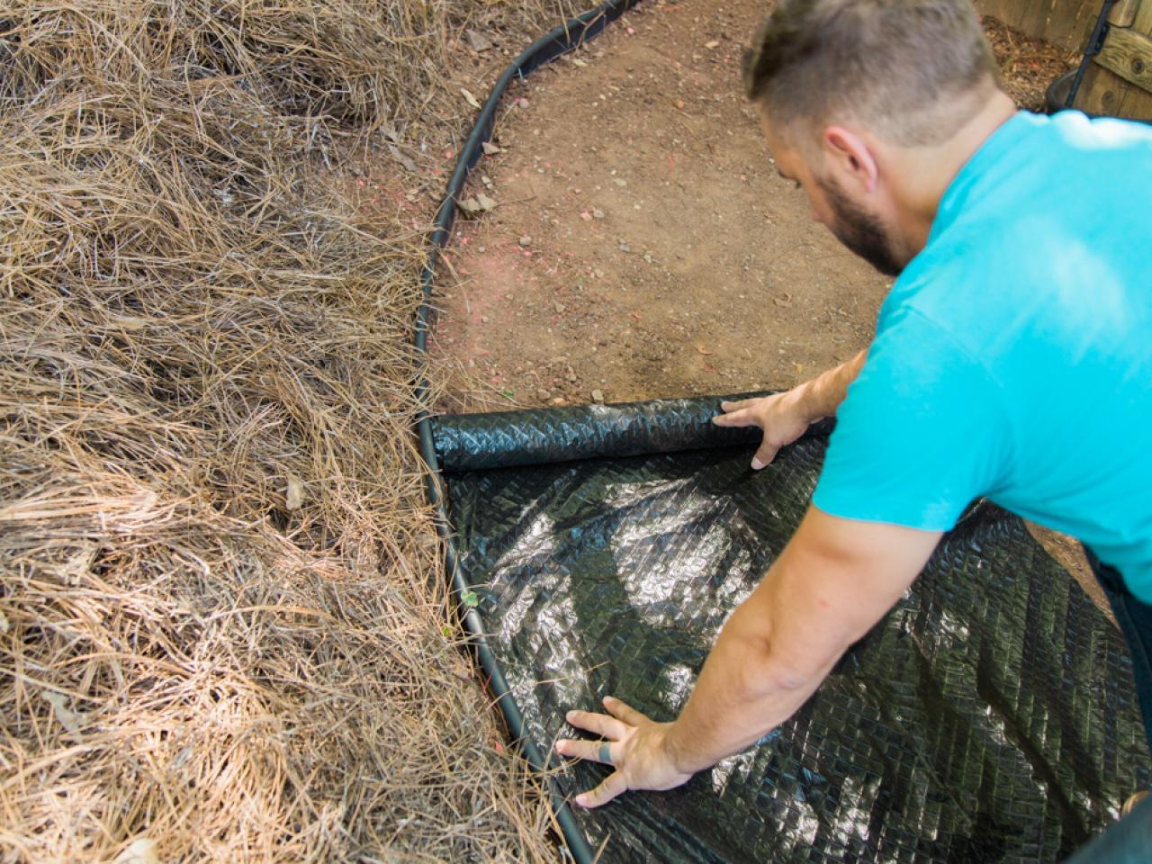 4 Цөөхөн материал ашиглан чулуун зам тавих арга