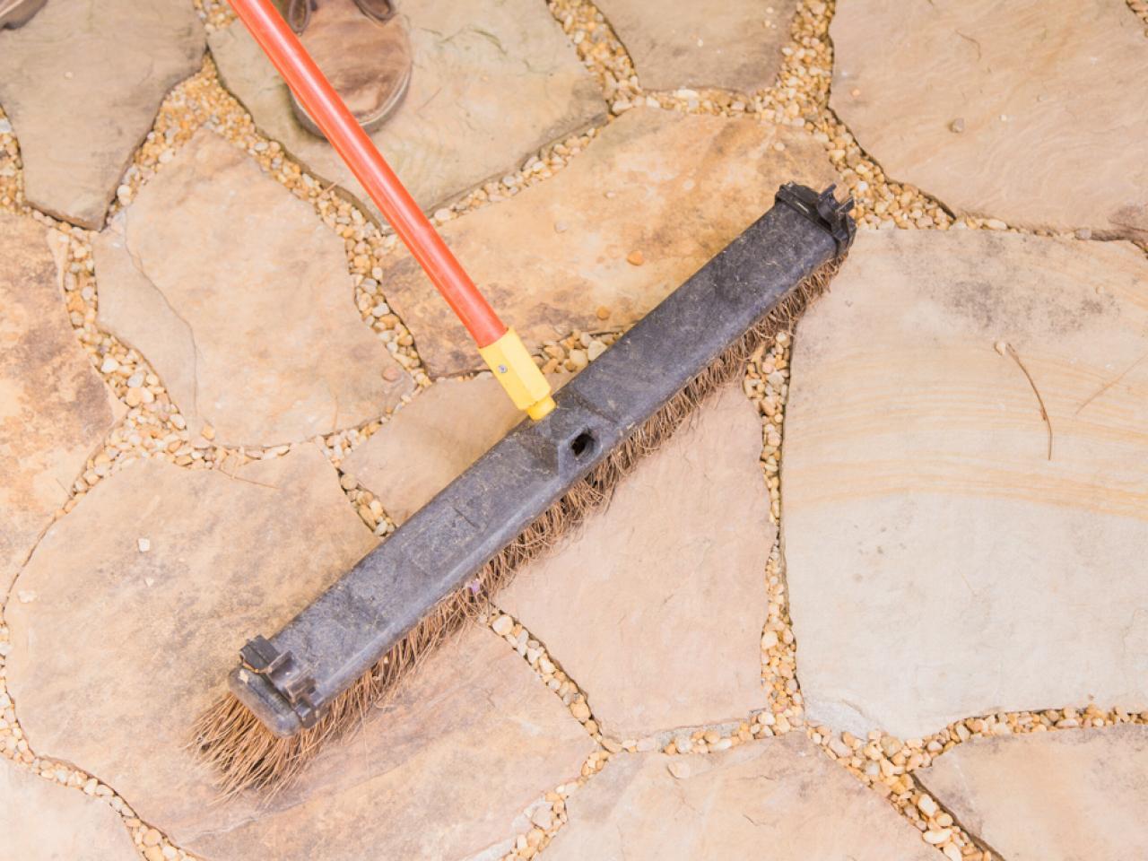 7.2 Цөөхөн материал ашиглан чулуун зам тавих арга