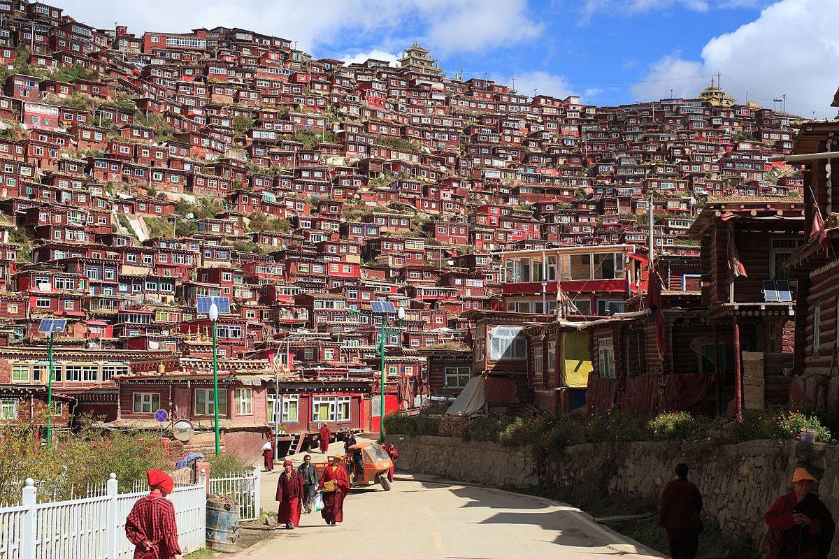 Desa-di-Tibet-1200x800 Төвөд