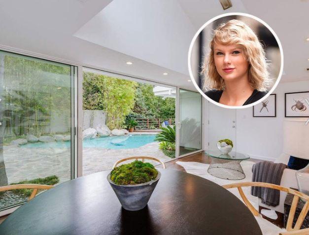 tailor-swift Тейлор Свифт Калифорниа дахь тансаг харшаа 2.95 сая ам.доллараар үнэлжээ