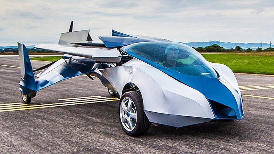 11_Flying Өөрөө нисдэг автомашиныг танилцууллаа