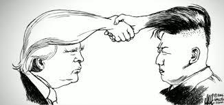 270235080aa0b5545d7ad9a29683fac4 Ким ба Трампын үс хийгээд араншин