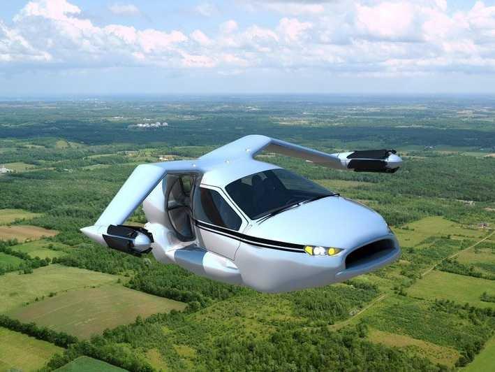 5191321becad04a247000007-750 Өөрөө нисдэг автомашиныг танилцууллаа