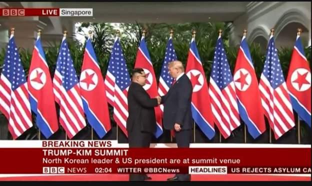 c1754e2f-3468-429d-9f67-cec61cbdc964 Фото: Ким ба Трамп нарын уулзалт эхэллээ