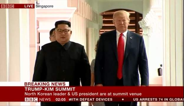c7bb97d2-ccd8-4918-aeda-009b9bb7551f Фото: Ким ба Трамп нарын уулзалт эхэллээ