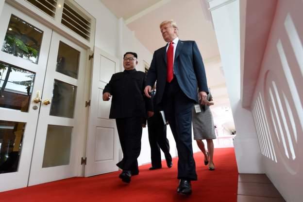 d47be9bd-57df-4883-8c54-0694a7c65735 Фото: Ким ба Трамп нарын уулзалт эхэллээ