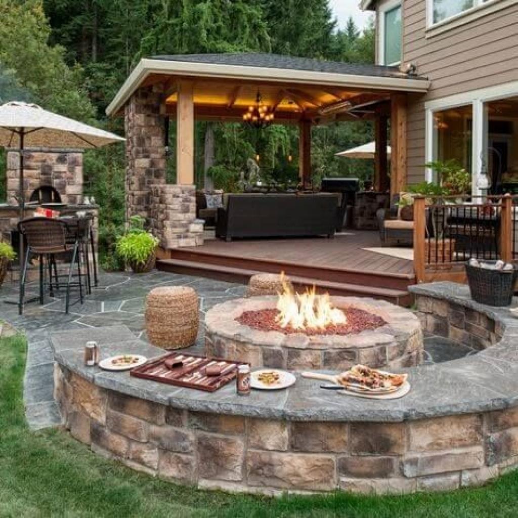design-for-backyard-landscaping-best-25-ideas-pinterest-designs-on-1 Хашаандаа эзэн хүн шиг амьдаръя