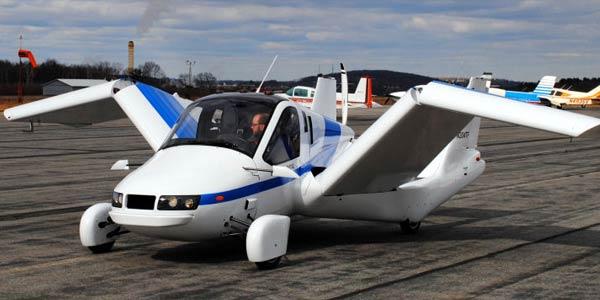 flyingcar Өөрөө нисдэг автомашиныг танилцууллаа