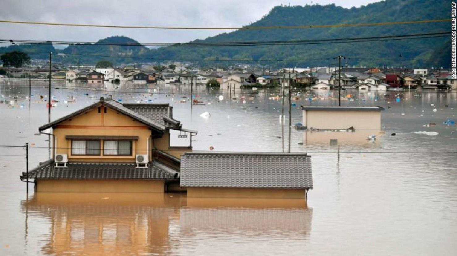 image-1 Японд буусан үерийн улмаас 122 хүн амиа алдаад байна