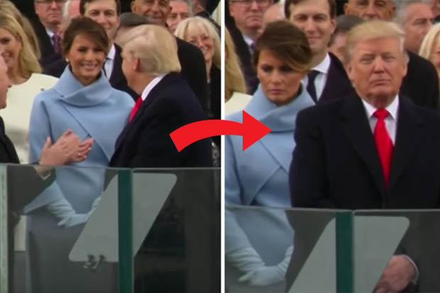 TRUMP-581454-1 Д.Трамп эхнэр Меланиагаа өөрөөс нь салвал улсаасаа албадан гаргана гэж сүрдүүлдэг