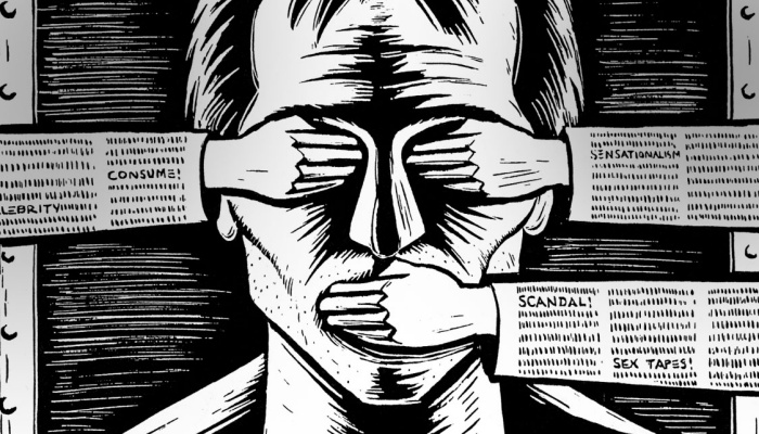 censorship Худалдагдсан сэтгүүлчид ба МҮҮНИЗМ