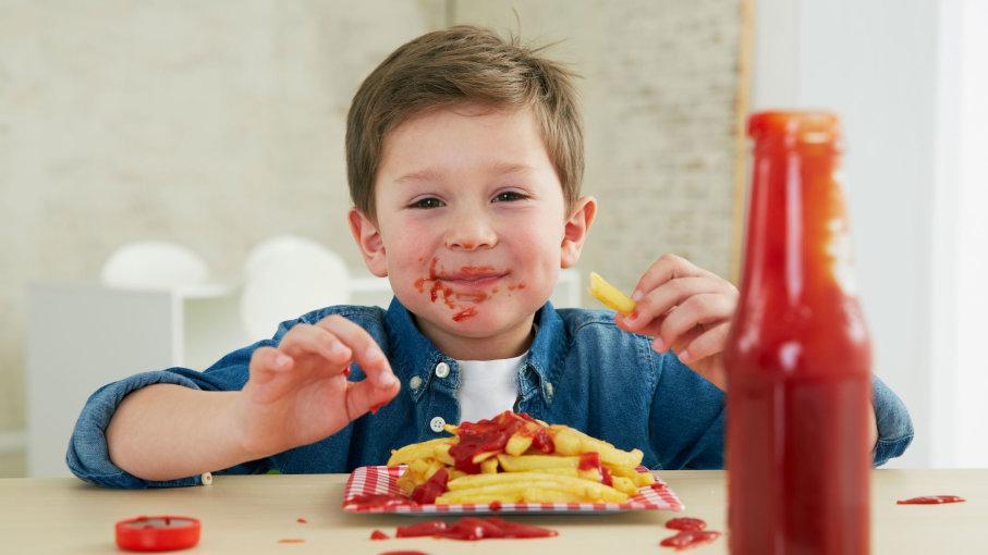 ketchup-1 Кетчуп байнга хэрэглэх нь биеийн жинг тогтворжуулдаг