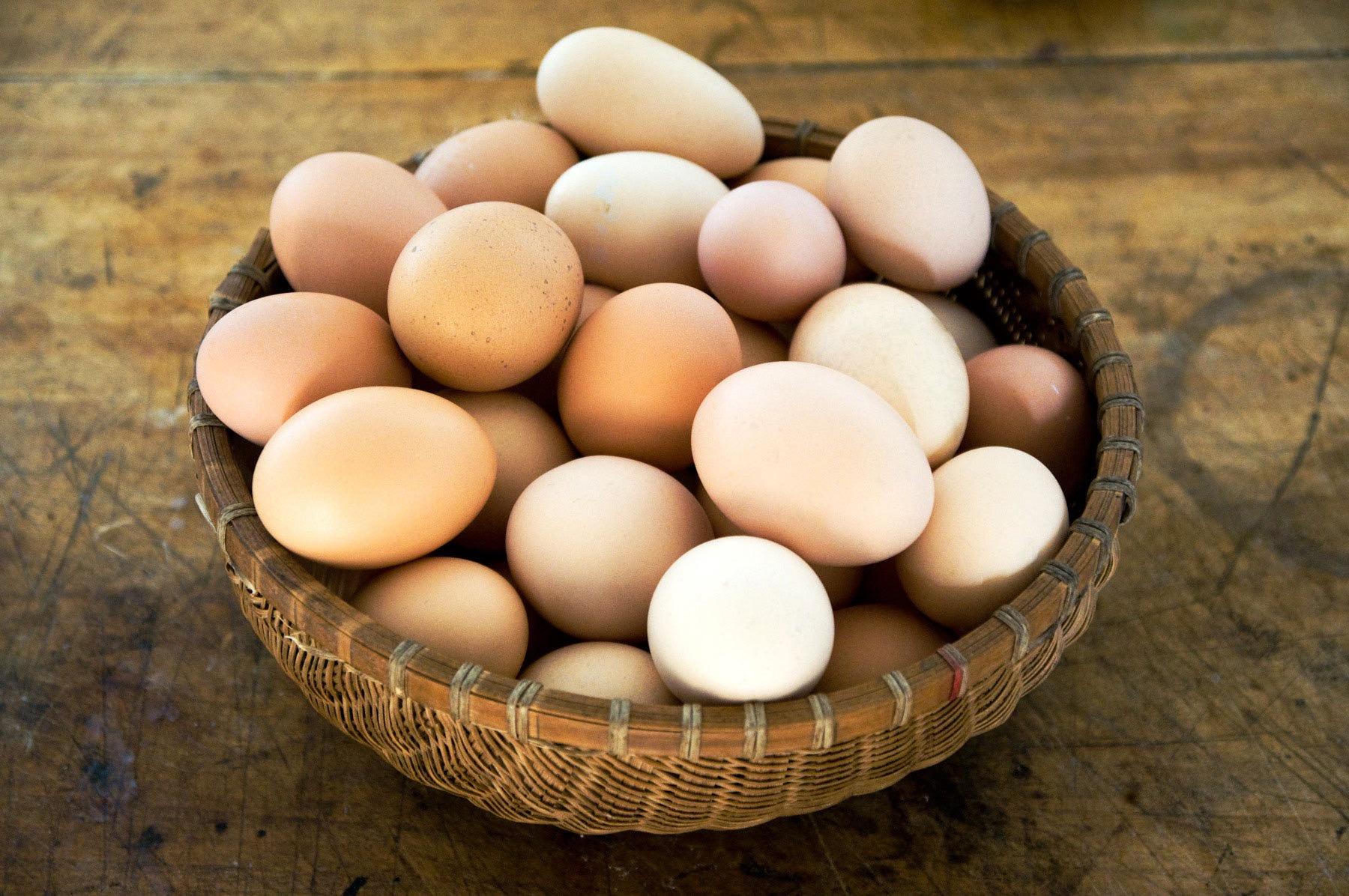 fresh-organic-food-eggs-01-1 Өөхийг уйлуулах шидэт 9 хүнсний бүтээгдэхүүн