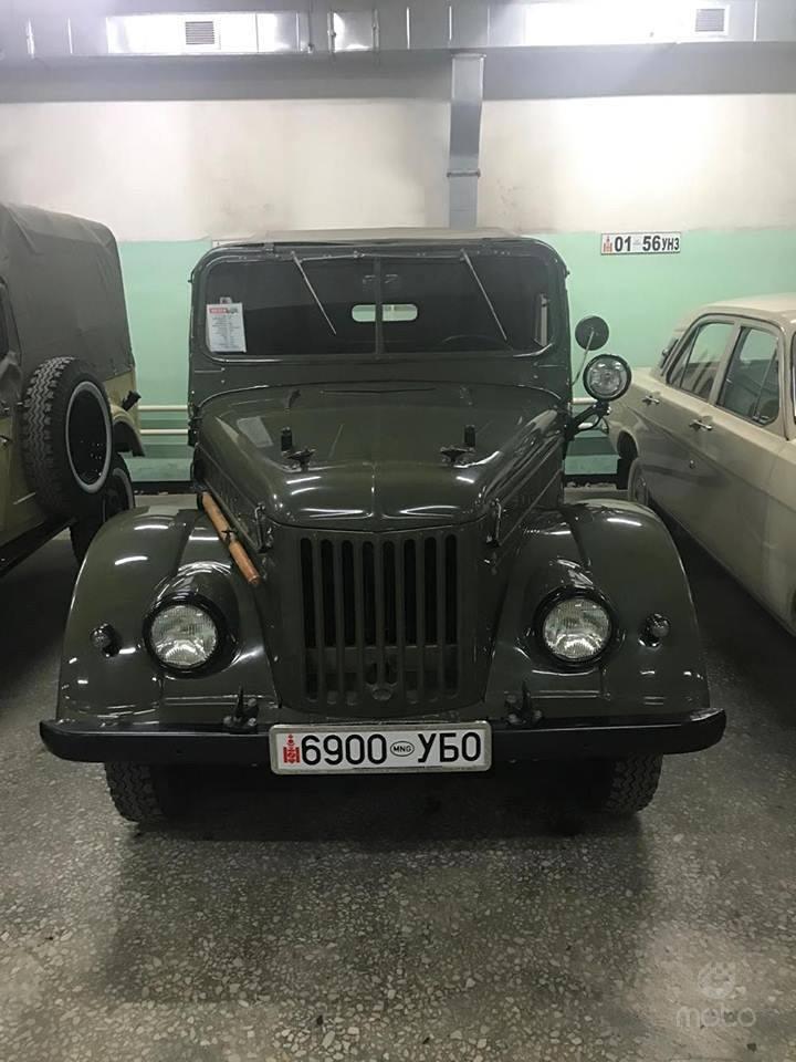 000-1 Д.Дорлигжавын хуучны ховор машины цуглуулга