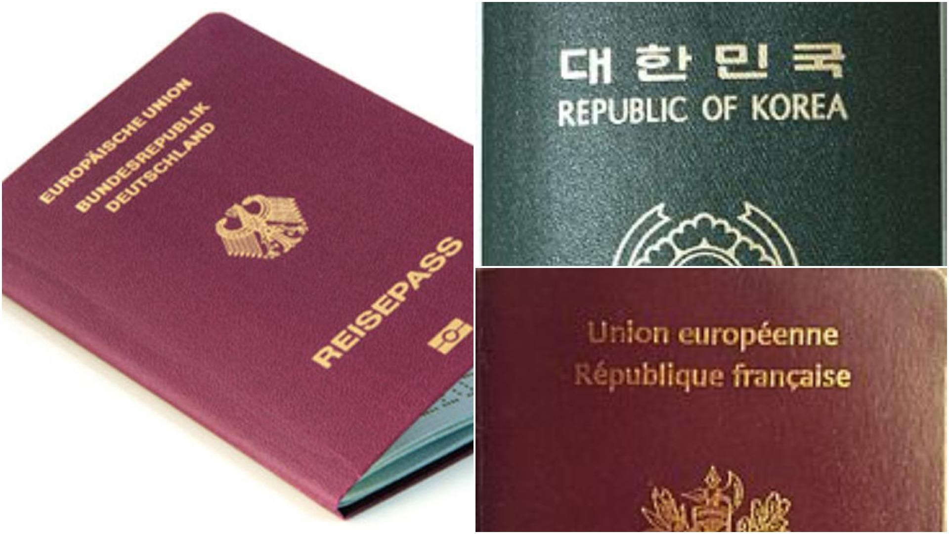 Герман Дэлхийн хамгийн хүчирхэг гадаад паспорт