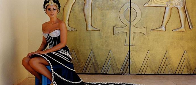 кле Хатан хаан Клеопатрагийн маскны эртний жор