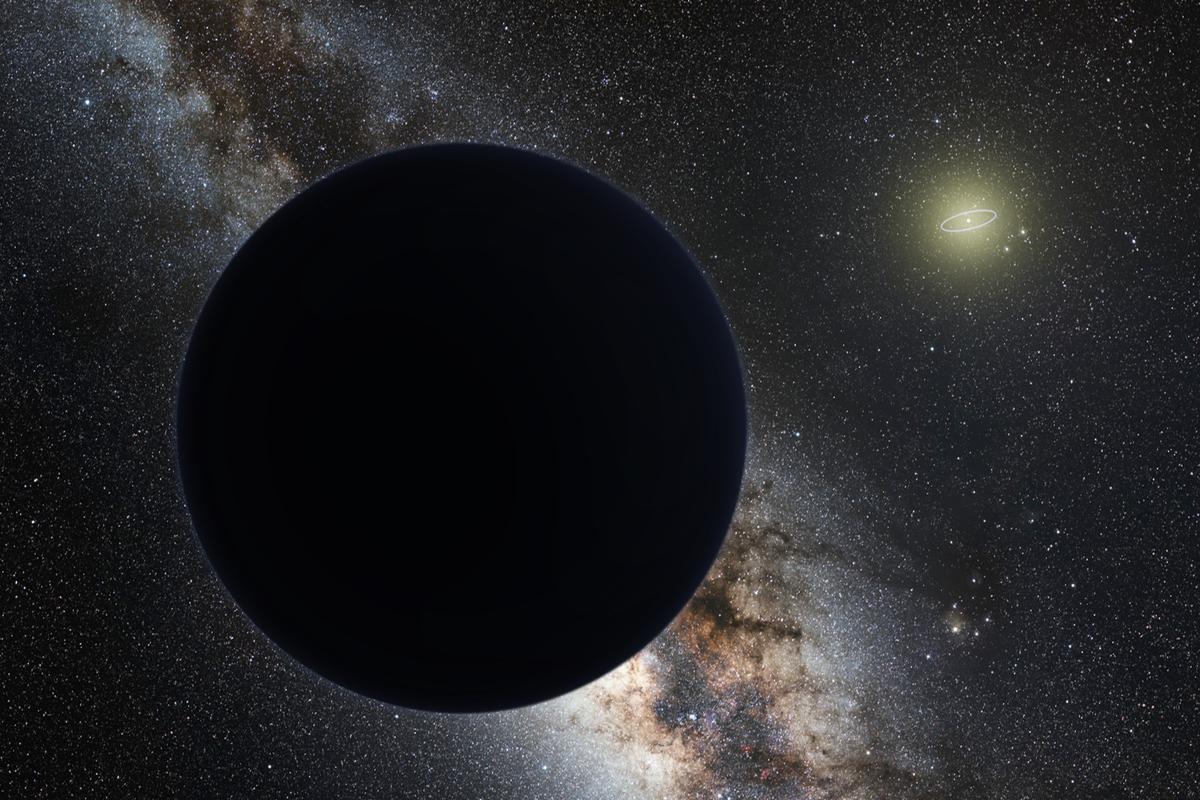 1200px-Planet_nine_artistic_plain Нарны аймгийн зах хязгаараас үлэмж том гарагийг илрүүлнэ гэв
