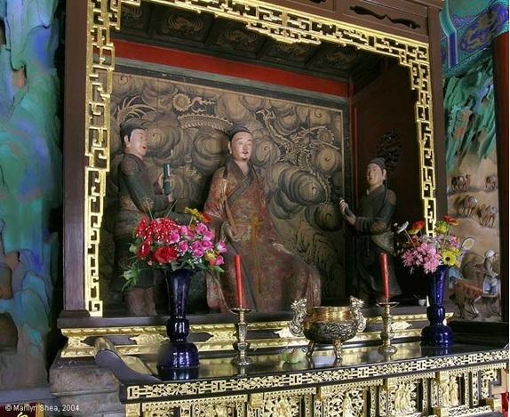 1748 Чингис хаан Чанчунь бомботой уулзсан түүх
