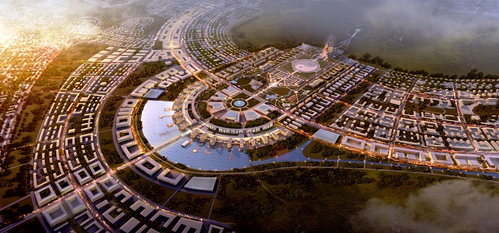 Maidar-EcoCity-3 А.Меркел Майдар хотын талаар юу гэж хэлсэн бэ?