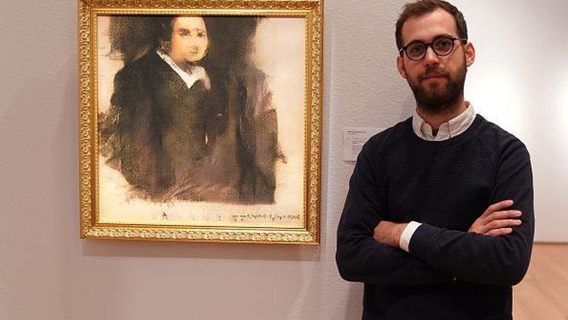 edmond-de-belamy Хүний гараар бүтээгдээгүй уран зураг $432,500-аар зарагджээ