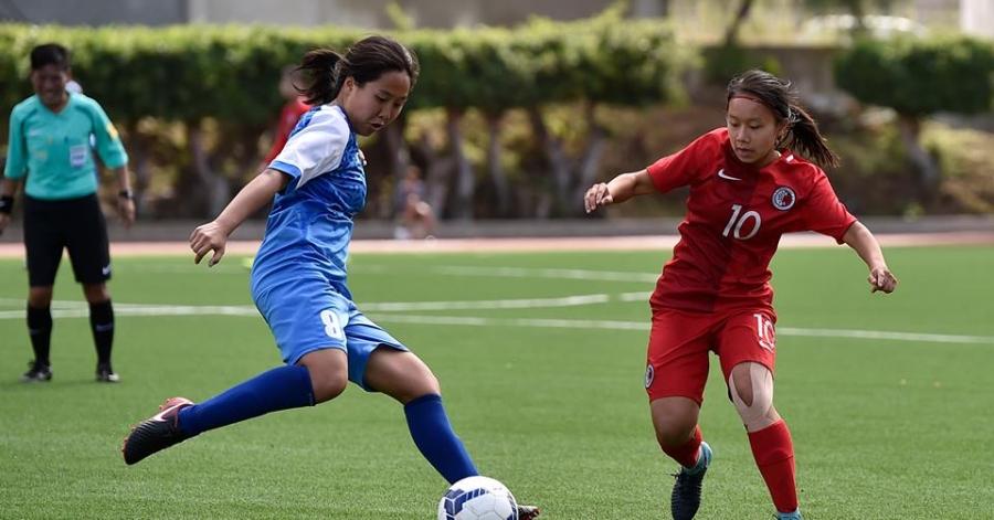 olloo_mn_1540607497_hongkong Манай хөлбөмбөгчид Хонгконгийн багийг хожив