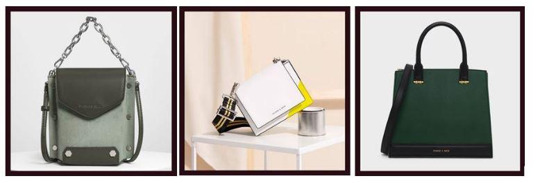z2 CHARLES & KEITH, PEDRO | НАМАР/ӨВӨЛ 2018 шинэ коллекц худалдаанд гарлаа