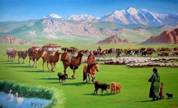 5971b2e2b9be8 Чингис хаан болон монголчуудын тухай 25 сонирхолтой баримт