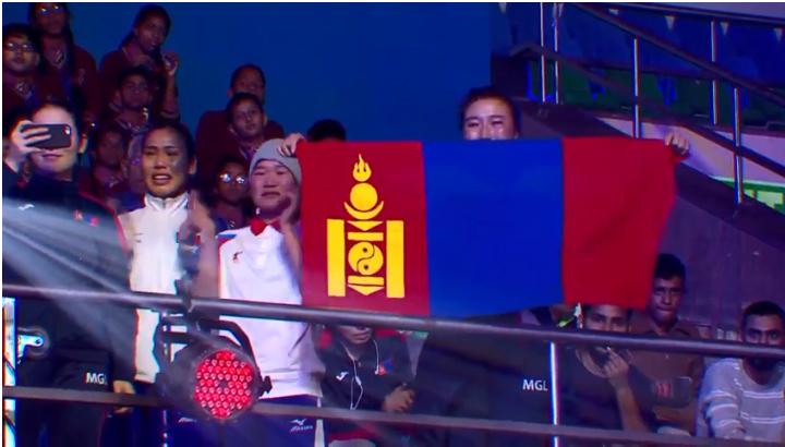 mongol-1-1 Эмэгтэй боксын анхны дэлхийн медальтан М.Нандинцэцэг