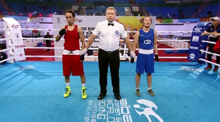 mongol-3-1 Эмэгтэй боксын анхны дэлхийн медальтан М.Нандинцэцэг