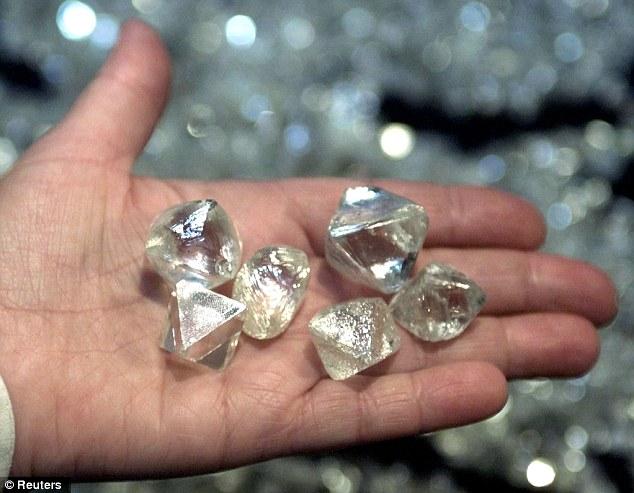 popigai-diamonds Якутад алмазны шинэ орд ашиглалтад орлоо