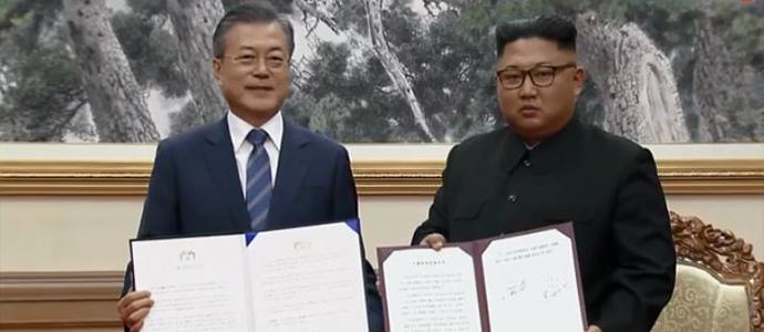 so-1 Солонгосчууд хилээ цэрэггүй болгож байна
