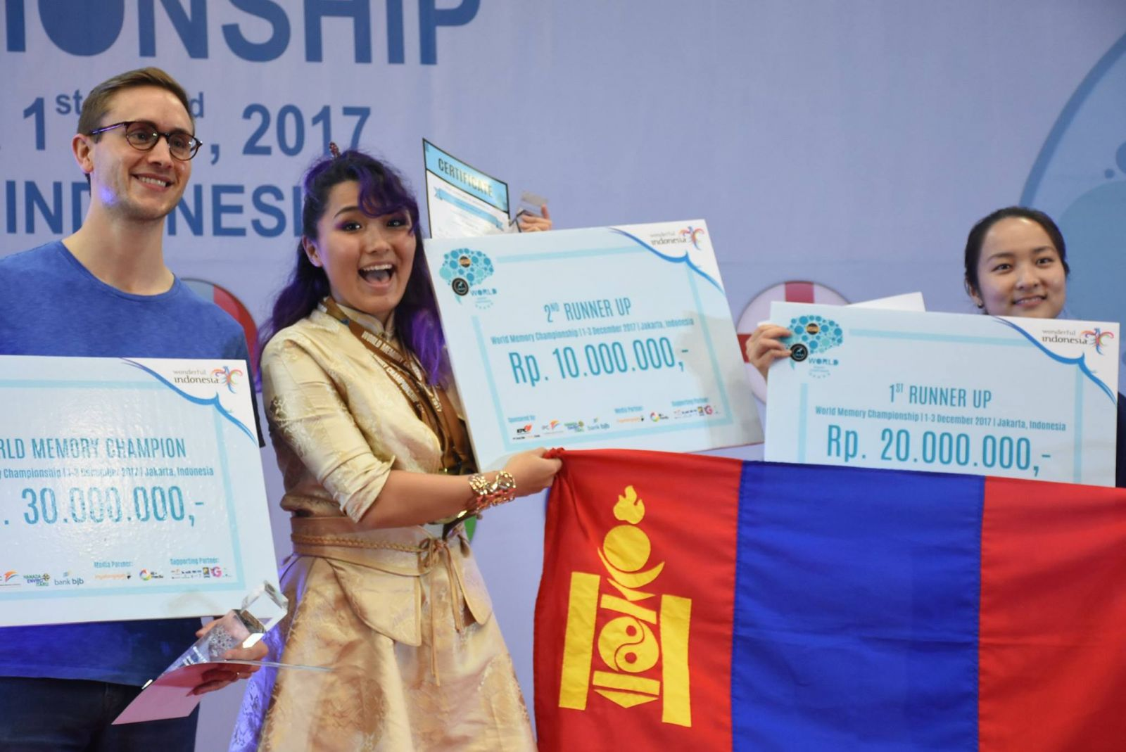 ой3 Ой тогтоолтын ДАШТ-ээс В.Янжаа мөнгөн медаль хүртжээ
