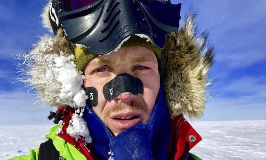 1-29 Антарктидыг цанаар ганцаараа туулсан анхны хүн