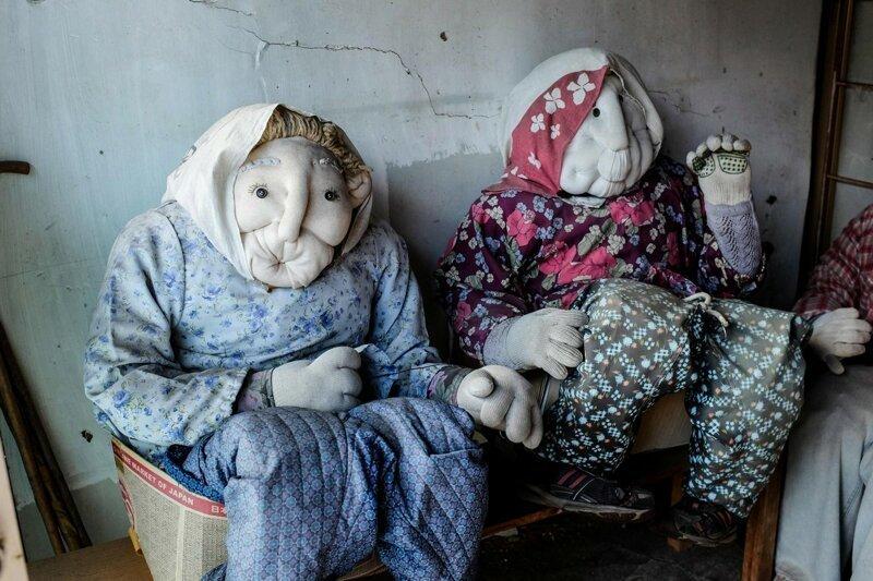 1-30 Хүн амгүй шахам болсон тосгонд хүүхэлдэй эзэн суужээ