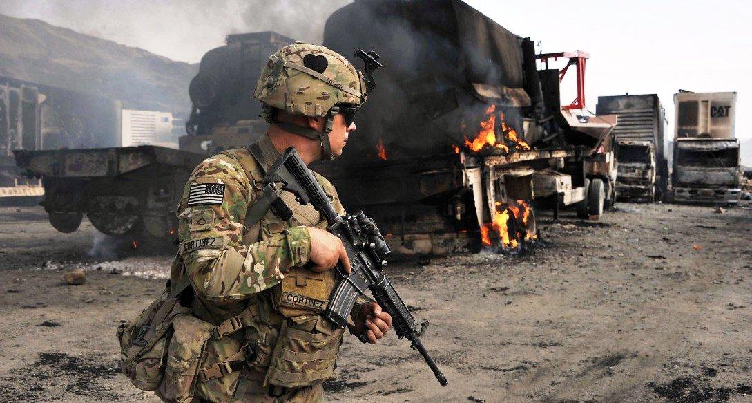2-14 40 жил үргэлжилж байгаа Афганистаны дайн