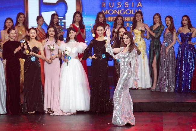 4-12 Монголын гоо бүсгүй Манжуурын миссээр шалгарав