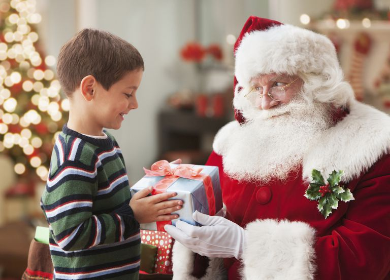 4-9 Герман Санта-Клаусын хомсдолд орж байна