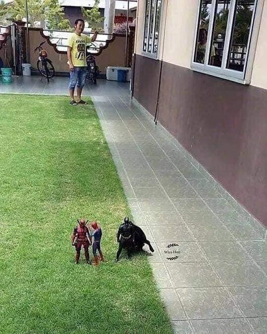 """46874879_570958013346885_6057555942235439104_n """"Avenger""""-үүд болон бусад баатруудтай зургаа татуулах шилдэг санаа"""