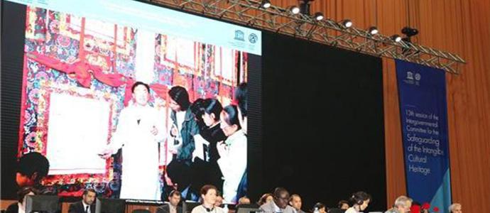 5-3 Эмийн ургамлын хандаар угаах түвд эмчилгээг ЮНЕСКО-д бүртгэв