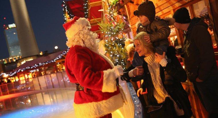 5-6 Герман Санта-Клаусын хомсдолд орж байна