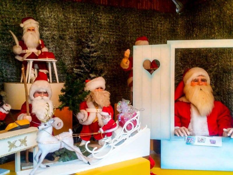 6-5 Герман Санта-Клаусын хомсдолд орж байна