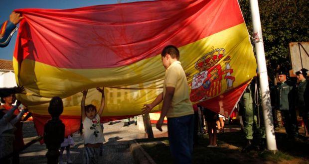 image Испани улс хүүхэдгүй болох гэж байна.