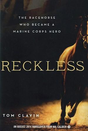 reckless-cover Солонгосын дайны баатар монгол морь