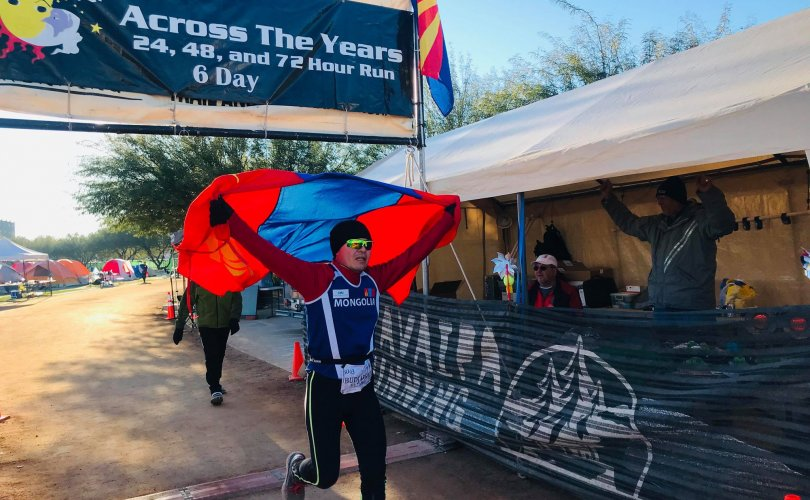 01967-810x500 АНУ-д болсон зургаан өдрийн марафонд Б.Буджаргал түрүүллээ