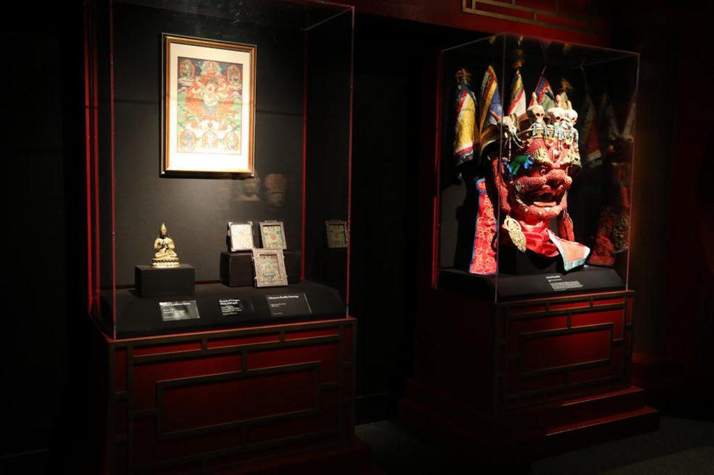 """04-7 """"Чингис хаан"""" үзэсгэлэн АНУ-д нээгдлээ"""