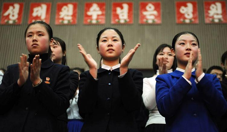 1-8 Хойд Солонгос маягийн тансаглал