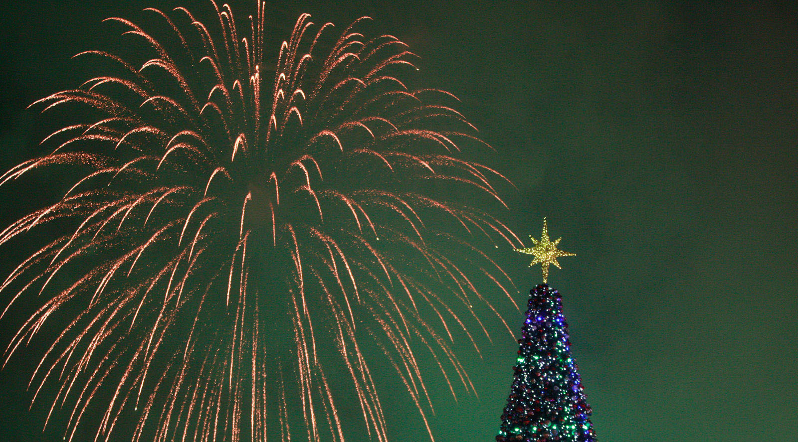 """11-1 Фото: """"Улаанбаатарын мөнгөн үдэш"""" Шинэ жилийн баярын цэнгүүн"""