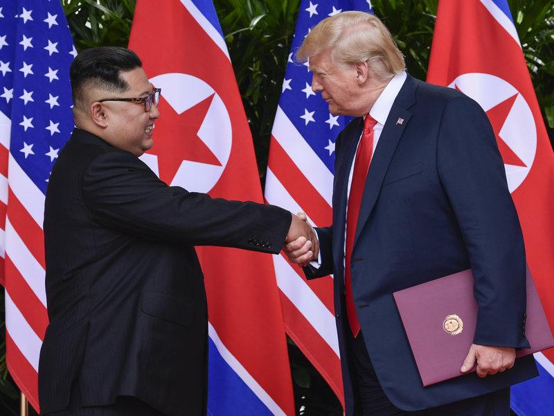 22-3 АНУ, Хойд Солонгосын асуудал яагаад мухардалд оров?